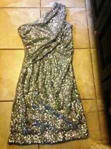 CALVIN KLEIN SEQUIN DRESS FOR SALE