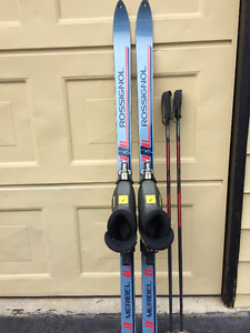 Total Package for Downhill Skiing
