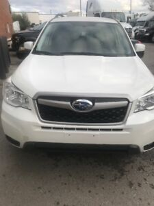 EXCELLENT CONDITION 2015 Subaru Forester SUV AWD For Sale..!!!