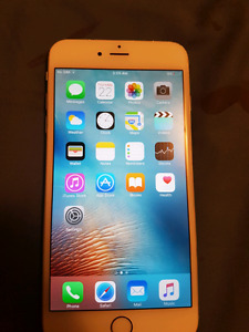 MINT IPHONE 6 PLUS 16 GIG BELL/VIRGIN FOR SALE!!!