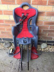 Children's bike seat