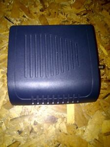 Cable Modem made by Terayon  Model TJ716  Comes with the power a
