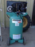 SpeedAire 2HP Compressor