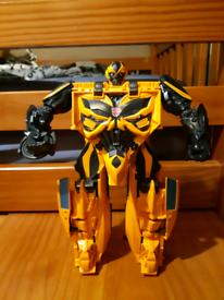 Transformer 2 big one step figures