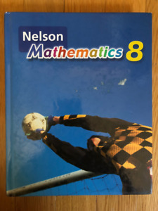 Nelson Mathematics 8 | Great Deals on Books, Used Textbooks