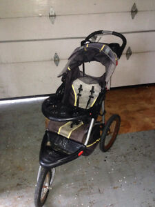 Baby car seats and strollers