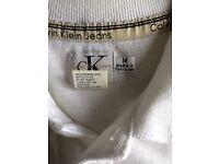 Calvin Klein White T-Shirt Brand New