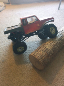 Rc Ecx barrage rc trail truck RTR
