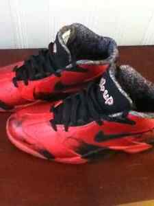 """*RARE Nike Air Up 14' All star """"Crescent"""" shoes*"""