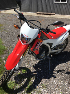 Honda Very Clean Road legal/Dirt CRF250L 1757 km Dual Sport