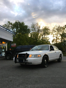 2011 ford crown victoria p7b interceptor