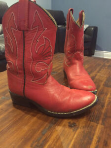 """Bottes """"Country"""" fille taille 1"""