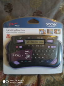 Brand New Brother P-touch Labelling Machine