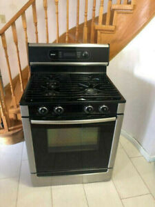 Bosch Stainless Steel Gas Stove For Sale
