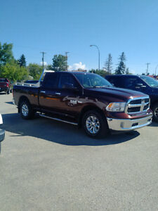 2015 Ram 1500 SLT 4x4 All In Price ! Beauty of a Truck !