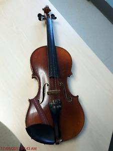 violon copie de stradivarius fait en Allemagne