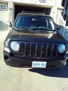 2009 Jeep Patriot Sedan low KM