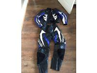 Heingerick 2 piece leathers