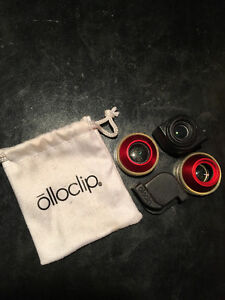 4-IN-1 olloclip Camera Lens for iphone 5/5s