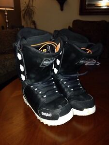 Never used snowboard boots!