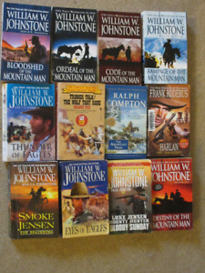 Western books for sale