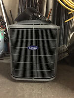 Commercial Carrier Comfort- 2.5 Ton, 3 Phase Air Conditioner