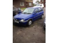 Cheap Vauxhall Corsa 2000