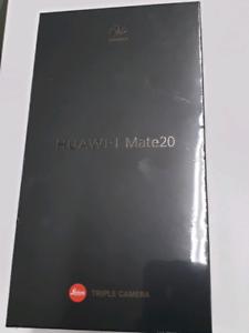 Huawei Mate 20 128GB Black Sealed