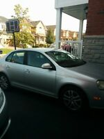 2007 VW Jetta Silver  2.5  Great Condition