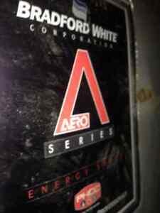 Aero hot water heater