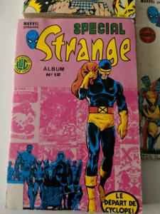 French Marvel comics