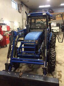 Tracteur LENAR 404 2013 4x4 Diesel