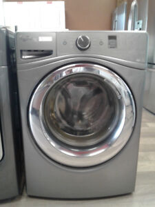 """27"""" WHIRLPOOL STAINLESS STEEL FRONT LOAD WASHER"""
