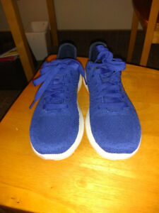"Blue ""Champion"" Lightweight Sport Running Shoes"