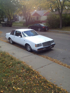 1983 Buick Regal T type Coupe (2 door)