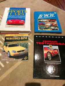 Misc auto books - price for all 4