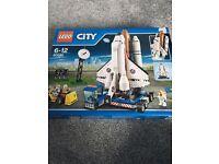 Lego City Spaceport 60080