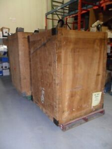 Free Wood Crates of various sizes on Casters