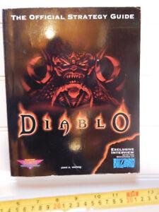 CD Diablo pour PC et guidebook
