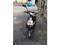 Jonway Speedy 50cc moped scooter