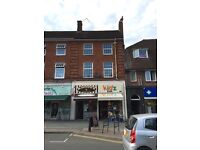 3 BEDROOM FLAT IN HIGH STREET BANSTEAD
