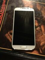 Samsung Galaxy S4 with brand new OEM battery