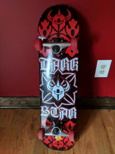 Darkstar skate board, used once.