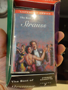 Three Easy Listening - Classical - New Age Cassette Tapes - NEW Kitchener / Waterloo Kitchener Area image 2