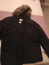 Men's clothes bundle.. Coat new and used clothes