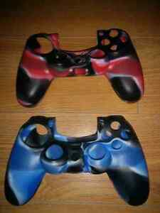 Brand new ps4 rubber  controller skins