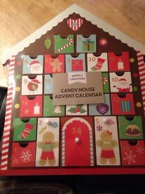 Wooden Brand New Advent Calendar