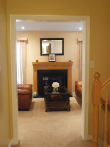 Executive furnished, freehold townhome for sale