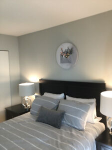 Luxury Furnished 1 BR Apartment in Downtown Vancouver