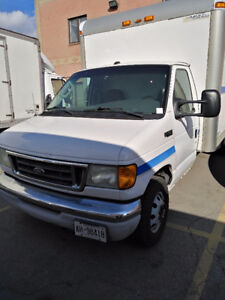 2000 Ford E-350 Duct Cleaning Truck / Business